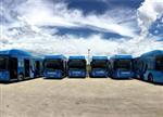 喜迎开门红!比亚迪创下澳洲最大电动巴士销售记录