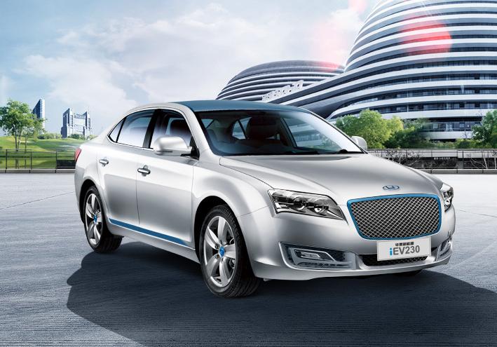iEV230纯电动汽车