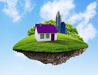 未来的房子飘在空中?会不会被风刮跑?