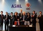 上海微电子与芯片制造设备厂商ASML签署战略合作备忘录