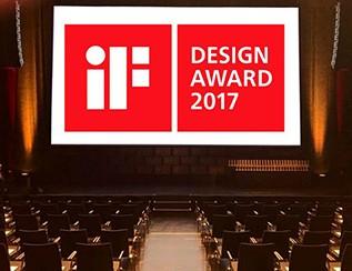 老罗引以为傲的iF设计金奖 小米终于也拿到了