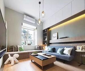 设计师神改造:60㎡老房子秒变智能家居