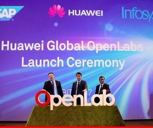 华为发布OpenLab全球建设计划