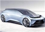蔚来EVE纯电动概念车:定位面向中高端人群