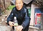 废弃储油罐泄漏  西安一村庄井水含油可点火