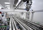 赣锋锂业动力电池全自动化生产线试产