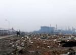 江苏连云港化工园事故频发 环境污染堪忧