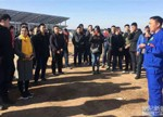 内蒙古工业大学参访团到访萨纳斯内蒙古高校实践参观基地