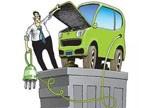 新能源汽车产业发展迅猛 动力电池回收成痛点