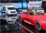 投资110亿美元!戴姆勒提前3年推10款电动汽车