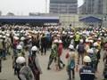 三星显示器越南工厂发生千人群殴事件