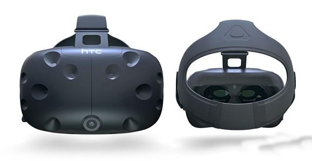 Valve将展示集成眼球追踪技术的新版HTC Vive