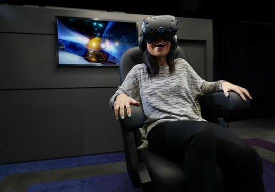 全球第一家IMAX VR体验店:原来是这样的!