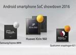 外媒:麒麟960问鼎2016年度经典处理器 实至名归!