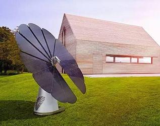 """【黑科技】一朵被特种部队相中的""""太阳能发电花"""""""