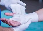 智能绷带能更早获悉伤口恢复情况