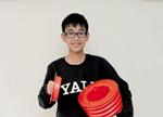 13岁少年借3D打印发明沙滩储物器并申请国际专利