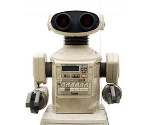 30年前美国最受欢迎的家用机器人长啥样?