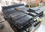 动力电池出货四巨头占比66%