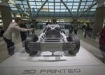 金属3D打印急促冒起!