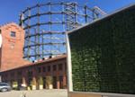 柏林将传感器运用于人工植被 帮助净化城市空气