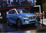 2017上海车展之新能源SUV车型TOP10