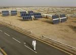 沙特或倚重私人投资发展可再生能源