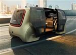 大众发布首辆无人驾驶智能出租车