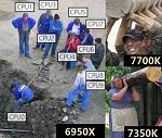 AMD/Intel七款中高端CPU大混战:多线程时代正式开启