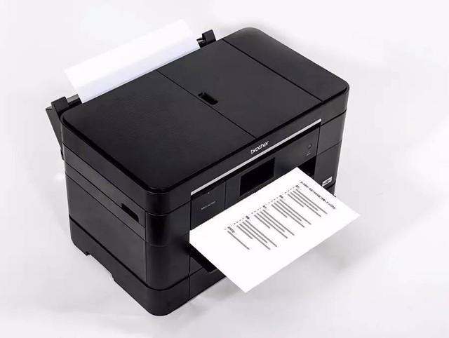 科技改变生活 手机直接打印收到的文件