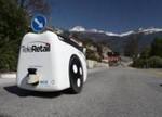 瑞士公司制造快递机器人 专为商店和小企业送快递