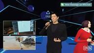 VR使用微信是什么体验? ObEN社交平台试用
