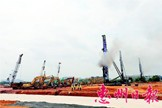 """惠州再""""添翼""""!年产值达888亿的TCL模组整机项目动工"""