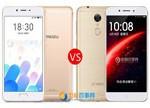 魅蓝E2和360手机N5对比评测:E2、N5怎么选?哪个好?