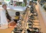 日本寺庙给100只索尼机器狗办丧礼 司仪是机器人