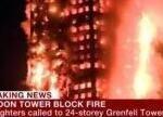 伦敦一栋公寓起火:多人跳楼求生 大气污染严重