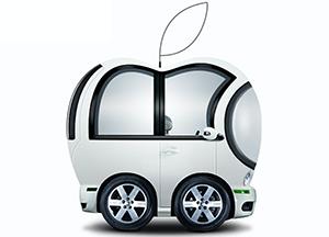 关于自动驾驶汽车 苹果在暗自打造什么?