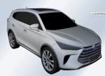 比亚迪将推全新中型插电式混动SUV