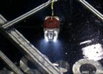 东芝研发出新型水下机器人 用于福岛核电站的清理工作