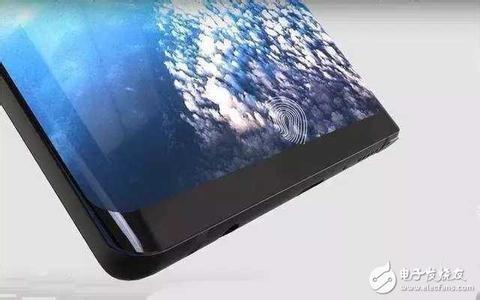 Note8将不会使用指纹传感器嵌入技术