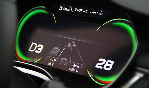 奥迪谈自动驾驶与传感器的融合