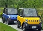 """低速电动汽车市场:上半年有点""""冷"""""""