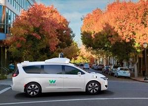 自动驾驶正在引发产业链重新排位赛
