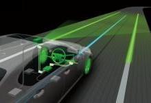 传感器技术持续加深汽车安全驾驶应用