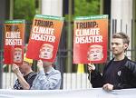 特朗普遭抗议:美国投资人仍看好可再生能源