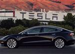 扒扒特斯拉第一辆Model 3真车图