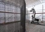 房子还能这样造 瑞士科学家利用3D打印和机器人建房