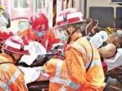 香港一工地污水管道爆裂致3死 水务工程安全引关注