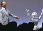 软银旗下机器人公司陷入资不抵债