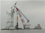 亚洲在建最大近海海上风电场发生爆燃